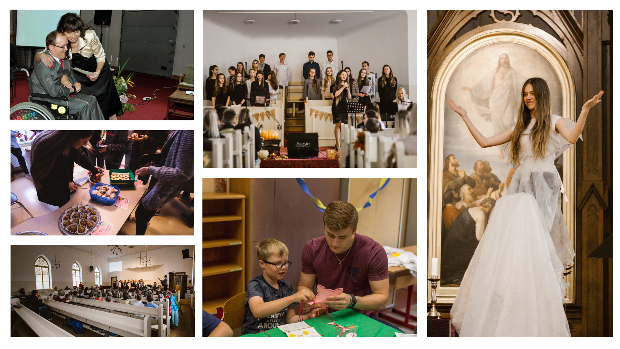 Talsi Christian School Ministry Opportunities